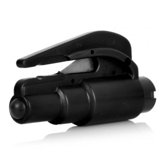 2-in-1 Safety Hammer Keychain