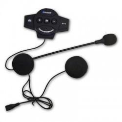 BT10 Motorcycle Helmet Bluetooth Headset Wireless Electric Car Charging Takeaway Helmet Headset