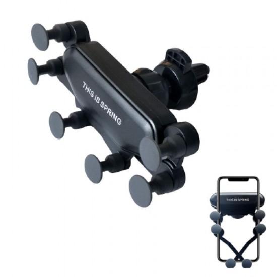 Minismile YT02 360-degree Rotary Car Mount Air Vent Phone Holder